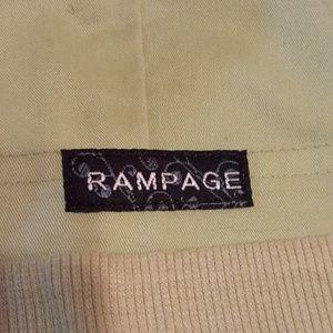 Rampage scrubs